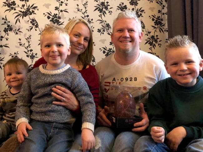 Boy wakes up when parents agree to switch off life support