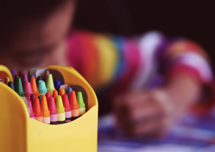 Art Therapy Helps Children With Chronic Illnesses