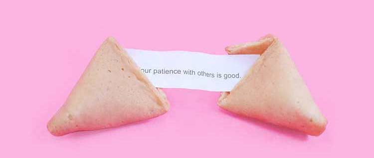 Can A Fortune Cookie Make You Win $100,000?