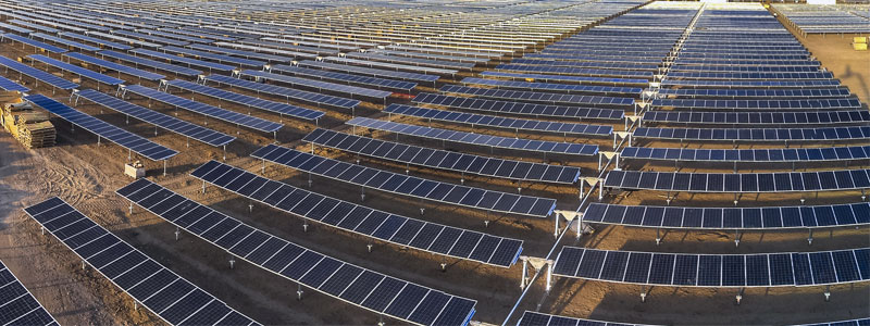 Record: installed in Chihuahua 18,990 solar panels in a day!