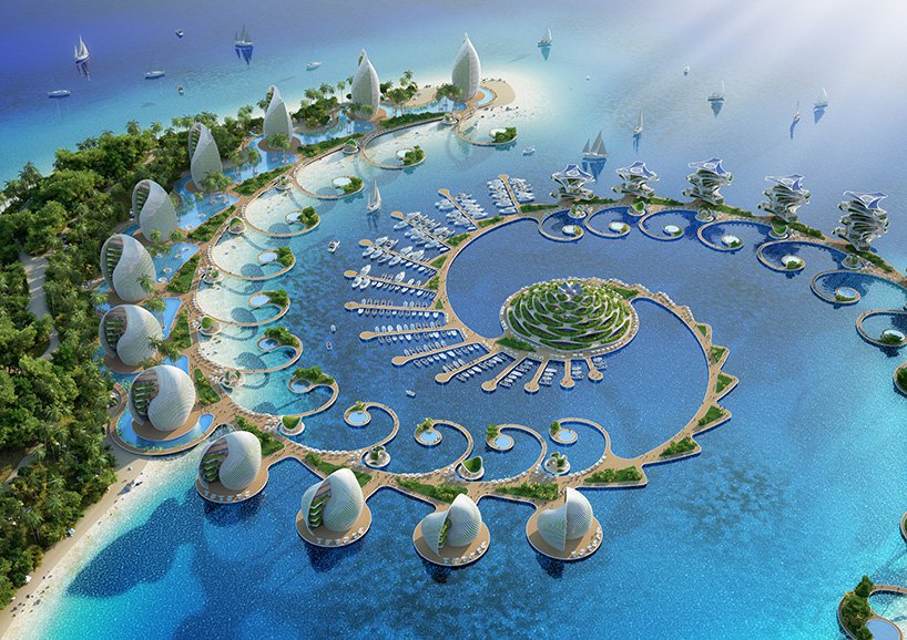 The Philippines will have its first ecological resort that looks like a dream!